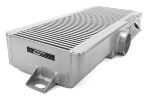 Mishimoto Top Mount Intercooler Silver/Black ( Part Number:MIS MMTMIC-STI-08SLBK)