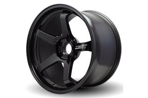 Advan GT Beyond 19x9.5 +44 5x114.3 Racing Titanium Black - Universal
