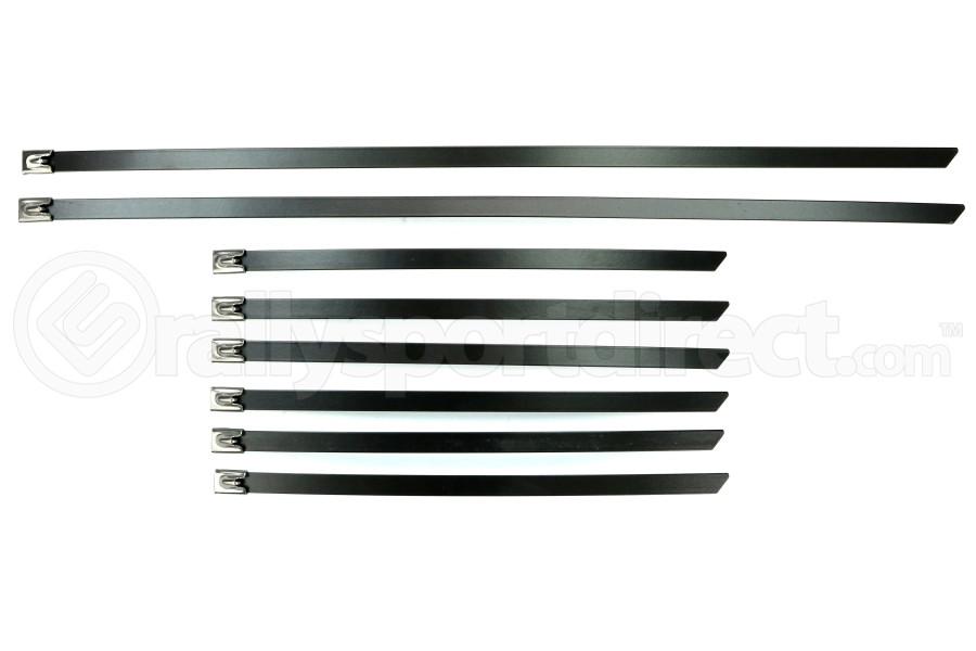 Mishimoto Stainless Steel Locking Ties (Part Number:MMTW-TIES)
