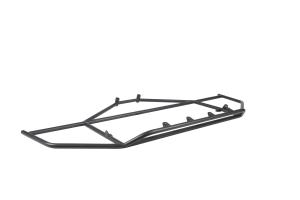 LP Aventure Small Bumper Guard - Black Finnish - Subaru Crosstrek 2013-2017