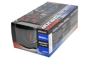 Defi Blue Racer Boost Gauge Imperial 52mm 30 PSI (Part Number: )