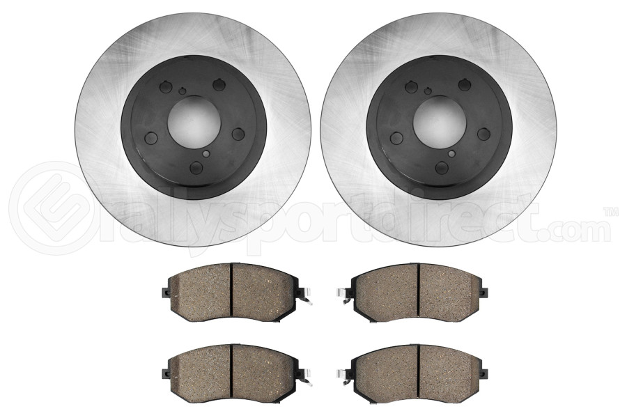 Stoptech Preferred Axle Pack Front (Part Number:909.47004)