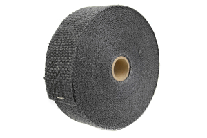 Thermo Tec Exhaust / Header Wrap Graphite Black 2in x 50ft ( Part Number:THE 11022)