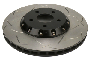 DBA T3 5000 Series Uni-Directional Slotted Front 2 Piece Rotor - Ford Focus ST 2013+