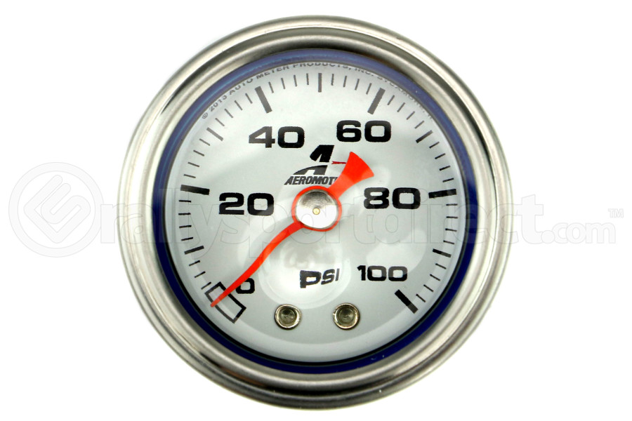 Aeromotive Fuel Pressure Gauge (Part Number:15633)