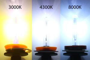 OLM Headlight Low Beam 35w HID Kit 8000k (Part Number: )