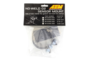 AEM No-Weld Oxygen Sensor Mount 3in (Part Number: )