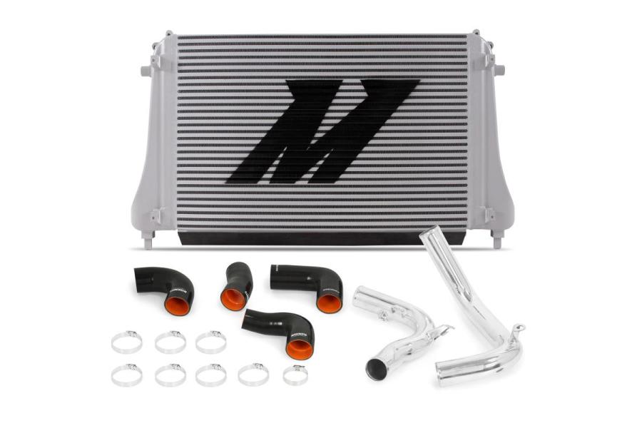 Mishimoto Performance Intercooler Kit Polished - Volkswagen Models (inc. 2015+ GTI / 2016+ Golf R)