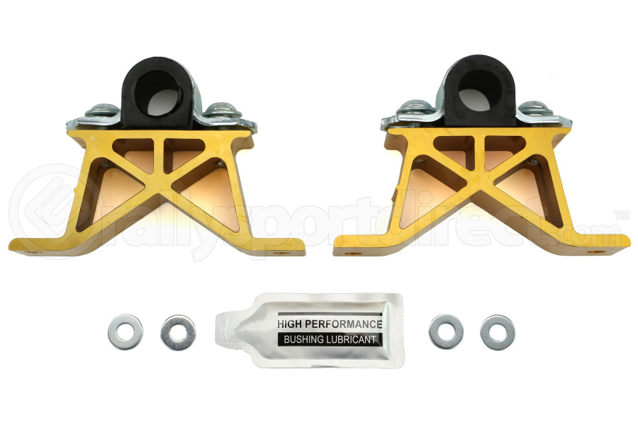 Whiteline Forged Aluminum Sway Bar Mounts 24mm (Part Number:KBR21-24)