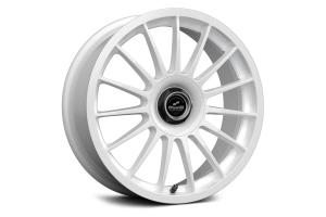 fifteen52 Podium 19x8.5 +45 5x108 / 5x112 Rally White - Universal