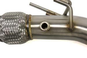 COBB Tuning Catted Downpipe w/Resonator - Volkswagen GTI (Mk6) 2010-2014