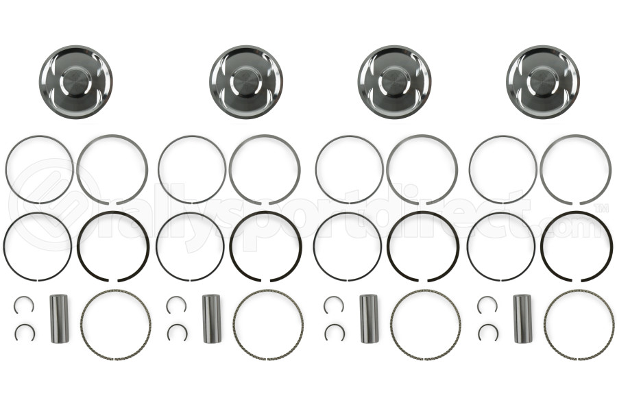 Manley Performance Platinum Series Piston Set 99.55mm 8.5:1 (Part Number:612001C-4)