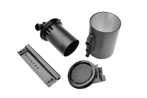 IAG Competition Series Air Oil Separator Black (Part Number: )