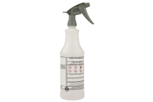 Chemical Guys Professional Chemical Resistant Heavy Duty Bottle and Sprayer - Universal