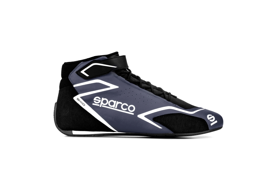 Sparco Skid Shoes Grey / Black - Universal