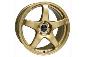 Enkei PF05 18x9.5 +38 5x114.3 Gold - Universal