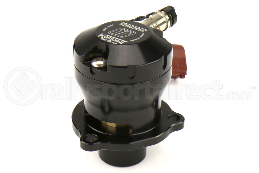 Turbosmart Dual Port BOV Kompact EM Black (Part Number:TS-0223-1063)