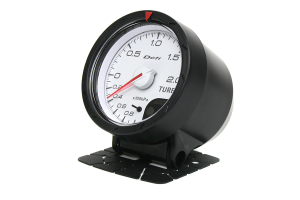 Defi Advance CR Boost Metric White 60mm Gauge (Part Number: )