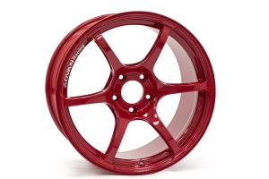 Advan RGIII 18x9.5 +45 5x114.3 Racing Hyper Red - Universal