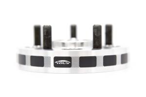 KICS Wheel Spacers 5x100 25mm w/ Hub Rings - Subaru Models (inc. 2002-2014 WRX)