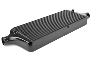 Process West Front Mounted Intercooler Kit Black ( Part Number:PRW PWFMIC07B)