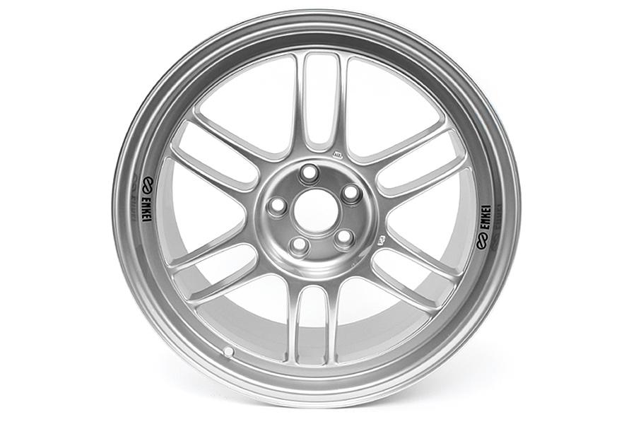 Enkei Rpf1 18x8 45mm 5x100 Silver 3798808045sp Free