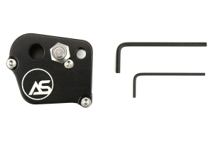 AutoStyled Short Throw Shifter Black - Ford Focus ST 2013+ / Focus RS 2016+