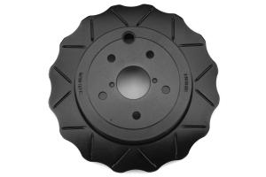 WaveSpec Black Line Rear Rotor - Subaru STI 2008-2017