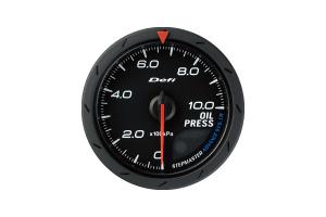 Defi Advance CR Oil Pressure Gauge 60mm (Part Number: )