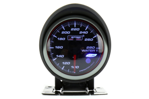 ProSport Water Temperature Gauge Electrical w/Sender Blue/White/Amber (Part Number: )