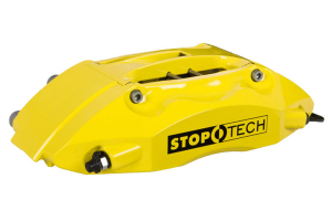 Stoptech ST-40 Big Brake Kit Front 355mm Yellow Zinc Drilled Rotors (Part Number: )