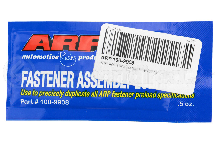 ARP Ultra-Torque Fastener Assembly Lubricant 0.5oz (Part Number:100-9908)