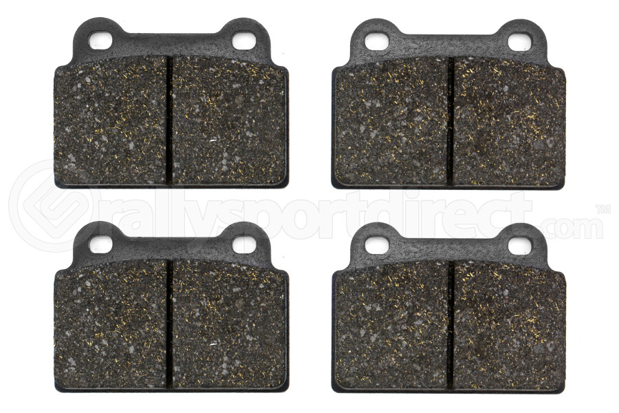 Ferodo DS2500 Rear Brake Pads (Part Number:FCP4168H)