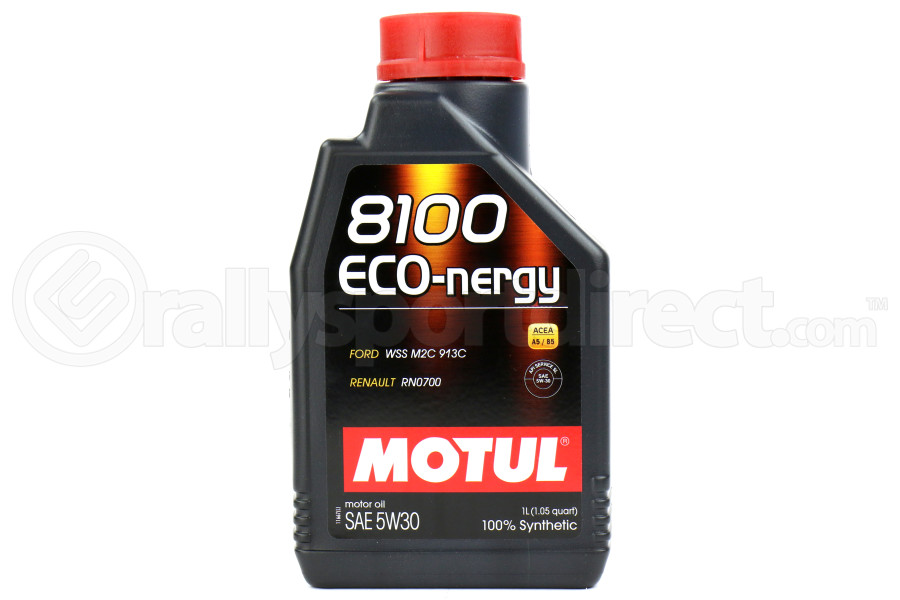 Motul 8100 Eco-Nergy 5W30 Engine Oil 1L - Universal