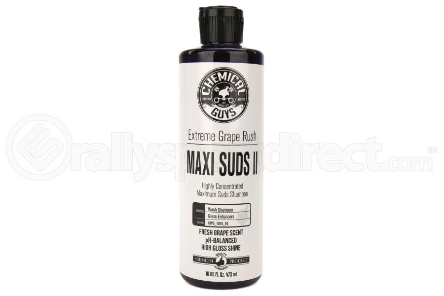 Chemical Guys Maxi-Suds II Grape Rush Super Suds Shampoo (16 oz) - Universal