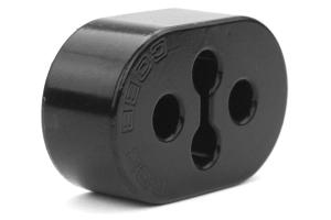 COBB Tuning Exhaust Hangers Black (Part Number: )