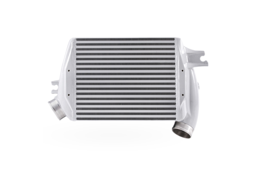 Mishimoto Street Performance Top Mount Intercooler Silver - Subaru WRX 2015+