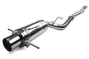 X-Force Turbo Back Straight Canister Exhaust ( Part Number: ES-SW05-LPS)