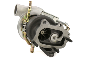 Forced Performance Black HTZ Turbocharger - Subaru Models (inc. 2002-2007 WRX / 2004+ STI)