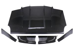 Varis Rear Carbon Diffuser - Subaru WRX / STI 2015 - 2020