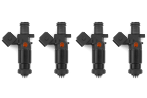 DeatschWerks Bosch EV14 Fuel Injectors Top Feed 1200cc ( Part Number:DET 16MX-07-1200-4)