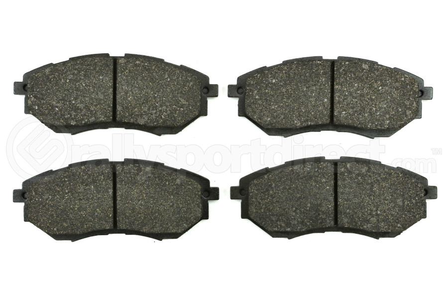 Ferodo DS2500 Performance Front Brake Pads (Part Number:FCP1984H)
