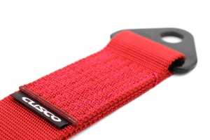 Cusco Tow Strap Red - Universal