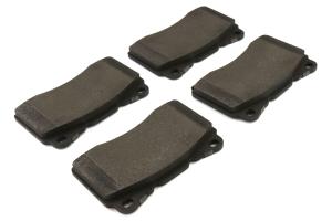 FactionFab F-Spec Front Brake Pads - Subaru STI 2004-2017 / Mitsubishi Evo / OEM Brembo Applications