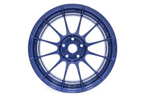 Enkei NT03RR 18x9.5 +40 5x114 Victory Blue (Part Number: )