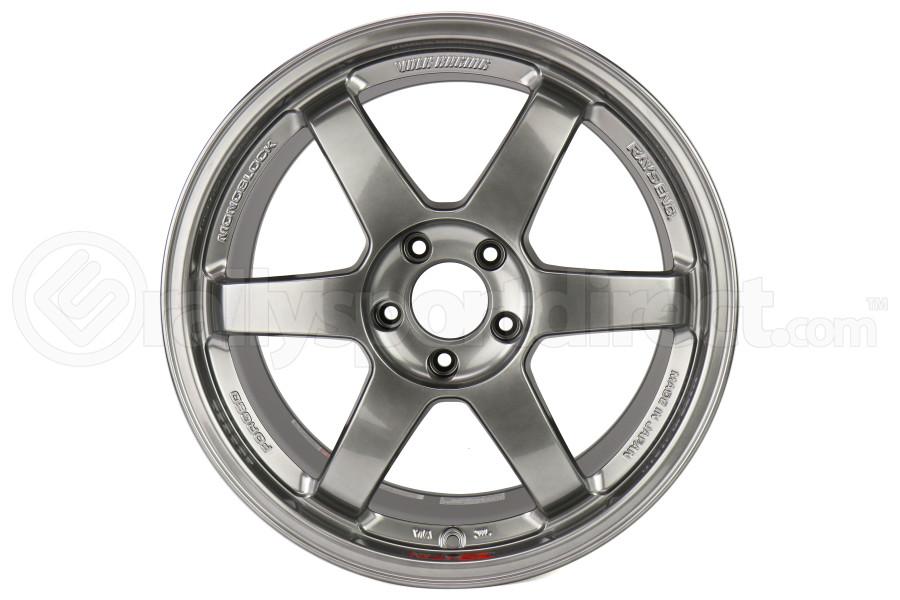 Volk TE37SL 19x10.5 +35 5x112 Formula Silver - Universal
