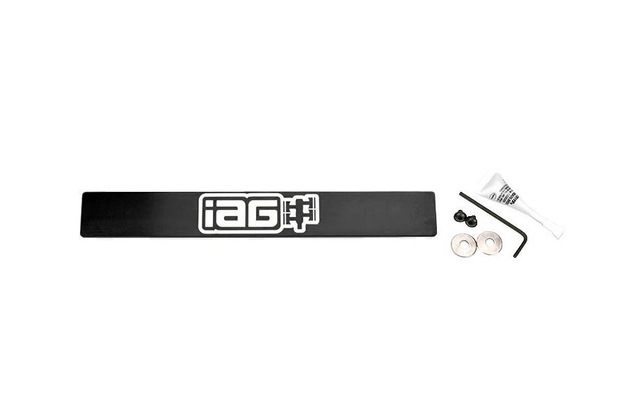 IAG Tag Delete Stealth Mount Black - Subaru WRX / STI 2015+