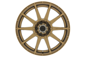 Method Race Wheels MR501 Rally 17x8 5x114 +42 Bronze - Universal