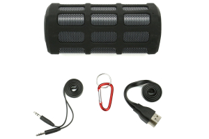 POD Bluetooth Speaker/Power Bank Black (Part Number: )