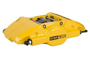 Stoptech ST-22 Big Brake Kit Rear 328mm Yellow Drilled Rotors - Mitsubishi Evo 8/9 2003-2006